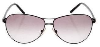 Fendi Polarized Aviator Sunglasses