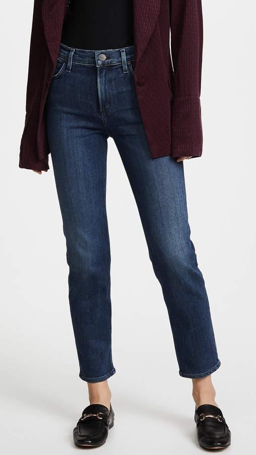 The Semi Fit Slim Straight Jeans