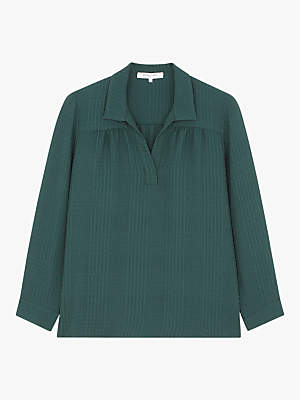 Gerard Darel Linette Blouse, Green