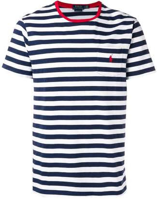 Polo Ralph Lauren striped pocket T-shirt