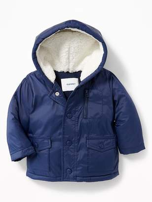 Old Navy Hooded Frost-Free Puffer Jacket for Baby