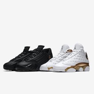Air Jordan XIII/XIV DMP Big Kids' Basketball Shoe Pack $350 thestylecure.com