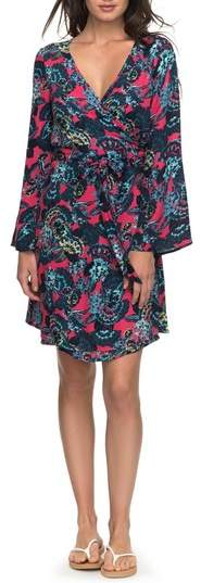 Roxy Small Hours Wrap Dress