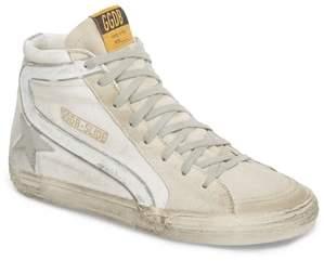 Golden Goose Slide High Top Sneaker