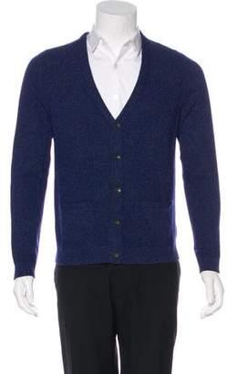 Rag & Bone Knit Wool-Blend Cardigan