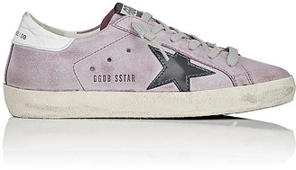 Golden Goose Women's Superstar Sneakers $460 thestylecure.com