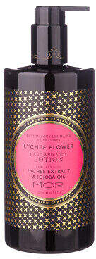 MOR NEW Emporium Classics Lychee Flower Hand & Body Lotion