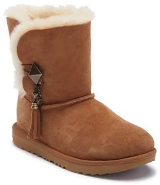 UGG Lillian II Genuine Shearling Boot (Little Kid & Big Kid)