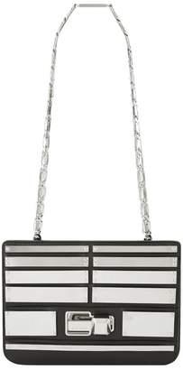 Elie Saab Small Metal Plaque Shoulder Bag