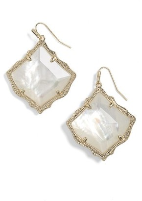 Women's Kendra Scott Kirsten Drop Earrings $75 thestylecure.com