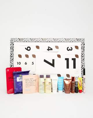 Asos Beauty Extras 12 Day Countdown Calendar