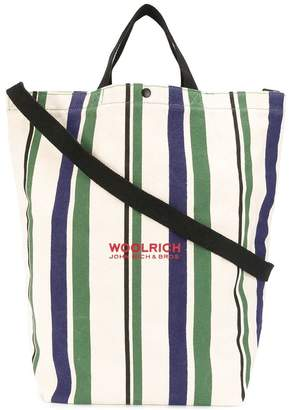 Woolrich shopping tote bag