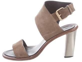 1e889f731b7 Celine Suede Women s Sandals - ShopStyle