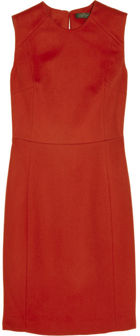 Calvin Klein Wool sheath dress
