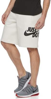 Nike Men's JDI Fleece Club Shorts