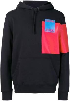 Calvin Klein Jeans printed hoodie