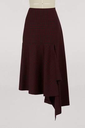 Balenciaga Asymmetrical skirt