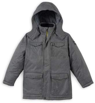 Calvin Klein Boy's Resonance Military Jacket