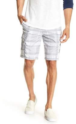 Burnside Woven Plaid Shorts