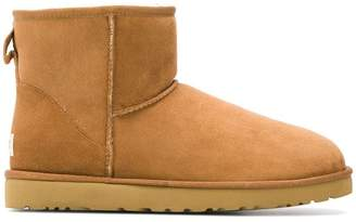 UGG slip-on ankle boots