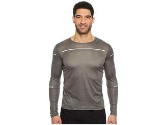 Asics Lite-Show Long Sleeve Top Men's Long Sleeve Pullover