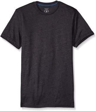 Volcom Men's Solid Modern Fit Short Sleeve Shirt