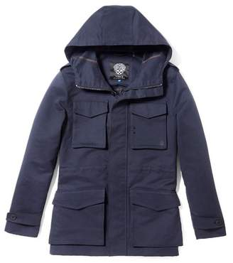 Vince Camuto Hooded Field Jacket