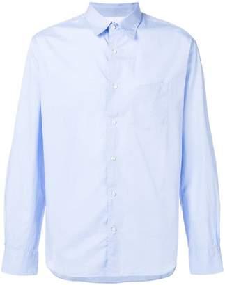 Officine Generale Lipp Stitch Shirt