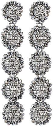 Sachin + Babi Regal 5-Drop Earrings