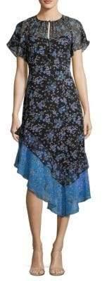 Nanette Lepore Desdemona Silk Dress