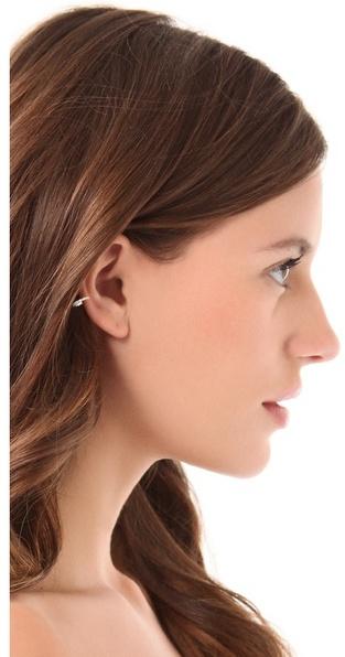 Jacquie Aiche JA Single Ear Cuff