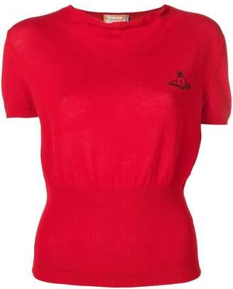 Vivienne Westwood cinched waist T-shirt