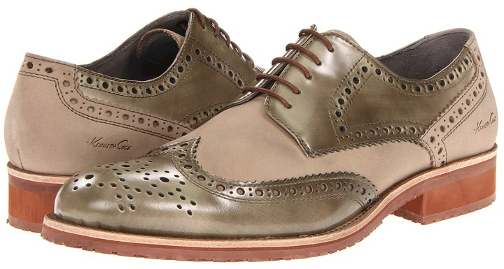 Kenneth Cole New York - More Tricks (Taupe) - Footwear