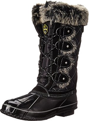 Khombu Women's Jandice-KH Cold Weather Boot $129 thestylecure.com