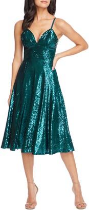 Dress the Population Mimi Sequin Cocktail Dress