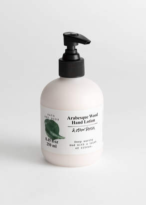 And other stories Hand Lotion