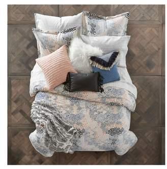 BCBGeneration Pebble Noir Comforter & Sham Set