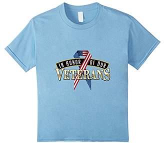 DAY Birger et Mikkelsen In Honor Of Our Veterans - Veterans T Shirt