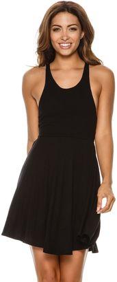 Element Rania Rib Knit Tank Dress $39.95 thestylecure.com