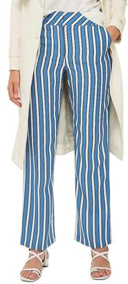 Topshop Stripe Trousers
