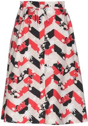 MAISON KITSUNÉ 3/4 length skirts