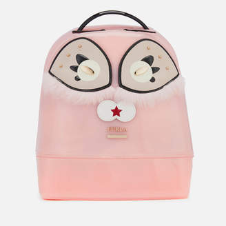 Furla Women's Candy Ginger Cake Small Backpack - Pink Pearl