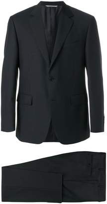 Canali slim single breasted suit