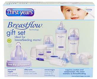 The First Years Breastflow Starter Set