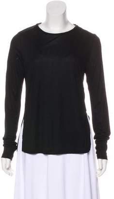 J Brand Casual Long Sleeve Top
