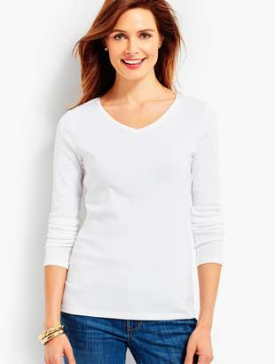 56a68572377 Talbots Women s Tees And Tshirts - ShopStyle