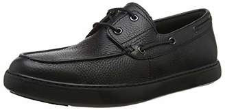 FitFlop Men's's Lawrence Boat Shoes Loafers