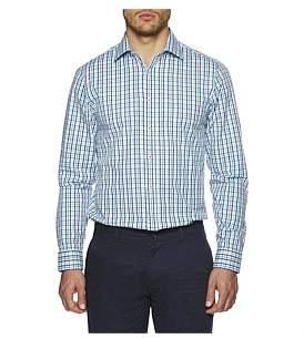Ben Sherman Tattersal Check Formal Slim Fit (Kings) Shirt