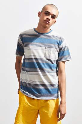 Katin Sunset Stripe Pocket Tee
