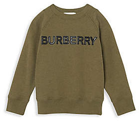 Burberry Women's Little Boy's & Boy's Derrick Cotton Sweatshirt